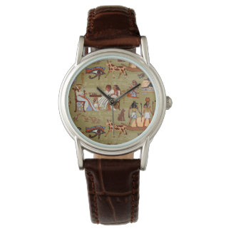 Symbol-Muster Ägyptens | Uhr