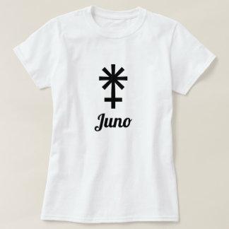⚵ Symbol von asteroide Juno T-Shirt