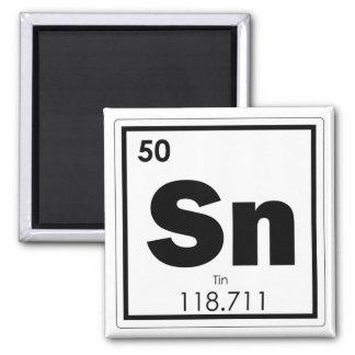 Symbolchemie-Formel-Aussenseiter des chemischen Quadratischer Magnet