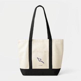 SymTell lila oberflächliches Symbol Einkaufstaschen