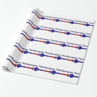 Synapse dieses geschenkpapier