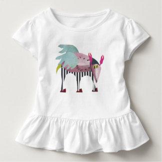 Synarv der Raumfreund Kleinkind T-shirt