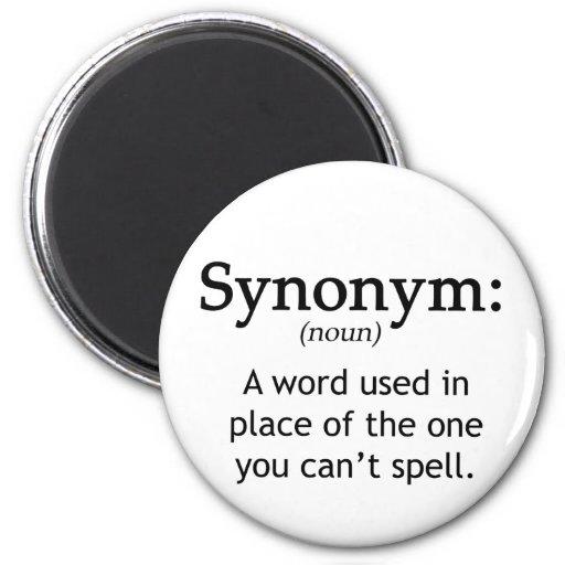 Synonym Magnets