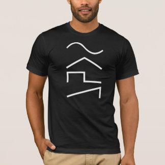 Synthesizer analoges Moog bewegt T - Shirt