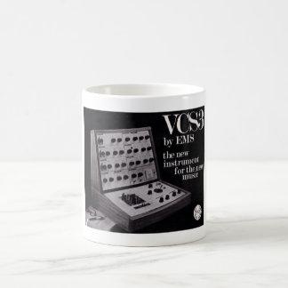 Synthesizer EMS VCS3 Kaffeetasse