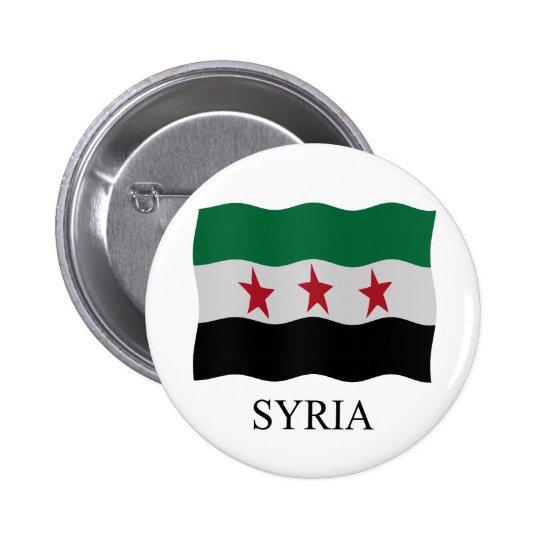 Syrian Republic 1932-59 1961-63 Runder Button 5,7 Cm
