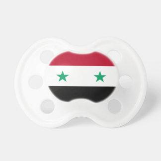 Syrien-Flagge Schnuller