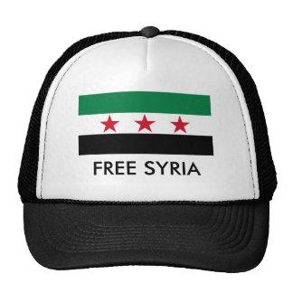 Syrien-Opposition Kultmütze