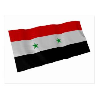 Syrien Postkarte