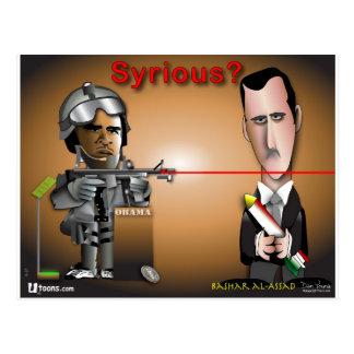 Syrious? Postkarte