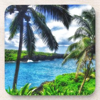Szene des Hawaiianer-IMG_1122 4 Getränkeuntersetzer
