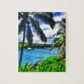 Szene des Hawaiianer-IMG_1122 4 Puzzle
