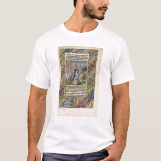 Szene von den 'Stunden von Louis d'Orleans T-Shirt