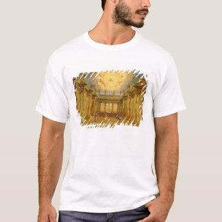 Szene X: der Hof des Königs von Naxos T-Shirt