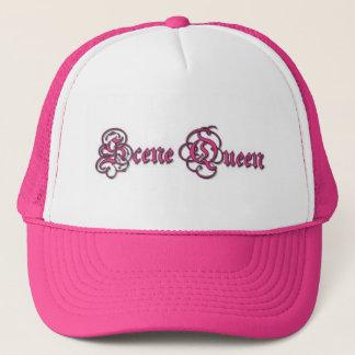 Szenen-Königin-Krone Truckerkappe