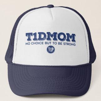 """T1dMom stark"" (Marine) Truckerkappe"