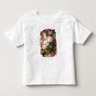 T30763 A noch Leben der Blumen und der Frucht T-shirt