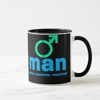 T-Man-Versammlungs-Tassen Tasse