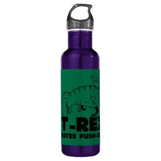 t rex hasst StoßUPS Trinkflasche