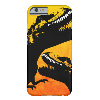 T-Rex Zähne Barely There iPhone 6 Hülle