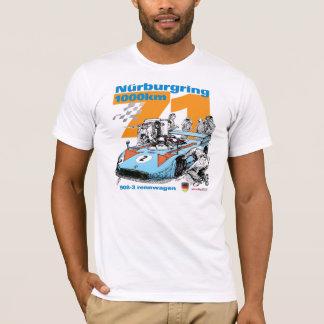 T - Shirt 1971 Nurburgring 1000km 908-3 Rennwagen