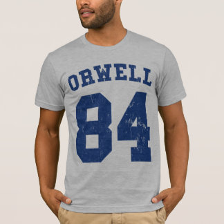 T - Shirt 1984 Georges Orwell Jersey