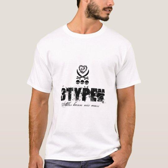 T-Shirt *3typen*