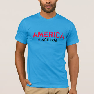 T - Shirt Amerikas seit 1776