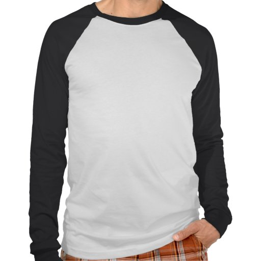 T - shirt ärmelmann lang zweifarbiger Rock