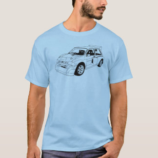 T - Shirt Austin-Metro-6R4
