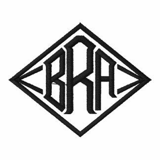 t - shirt bestickt BRA Besticktes Polohemd