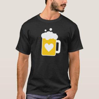 T - Shirt Bier der Liebe I
