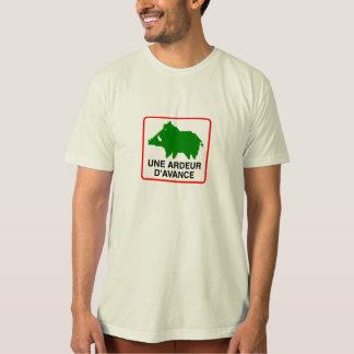 T-Shirt BIO- Mann - eine GLUT IM VORAUS