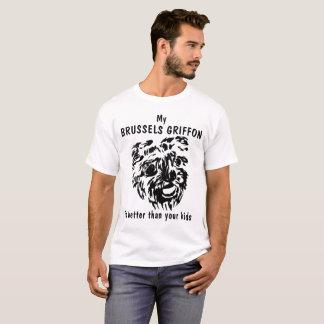 T - Shirt Brüssels Griffon