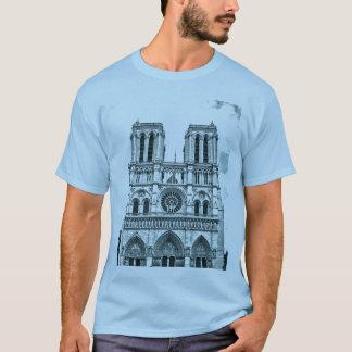 T - Shirt - Cathédrale Notre Dame De Paris