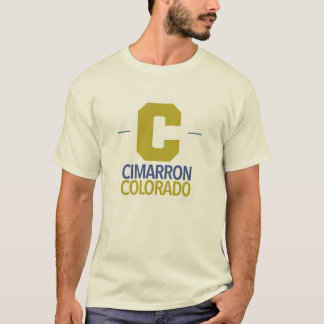 T - Shirt Cimarron Colorado