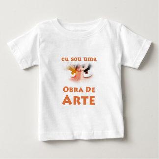 T-shirt Criança- Kunstwerk