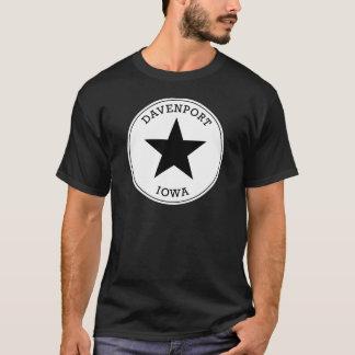 T - Shirt Davenports Iowa
