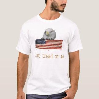 T - Shirt der amerikanischen Flagge des