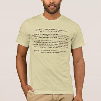 T - Shirt der Änderungs-28