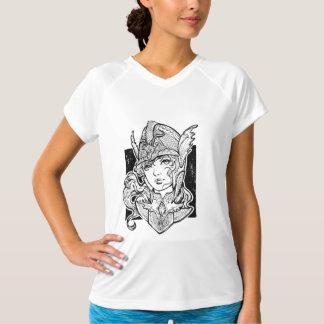 T-Shirt der eisernen Lady-Angelina