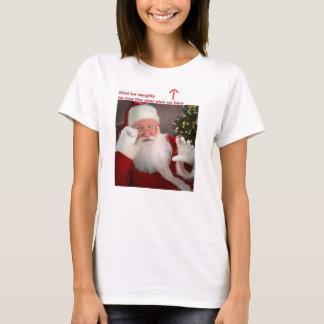 T-Shirt der Frau Weihnachts