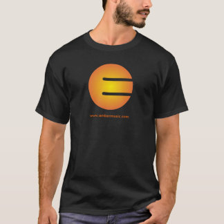 """T - Shirt der Glut-Musik-""""Steigungs-E"""" -"""