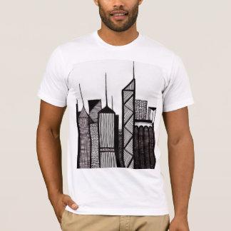T - Shirt der Spitzen-1