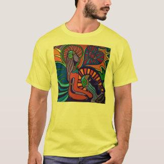 "T - Shirt ""des geistigen Herzens"""