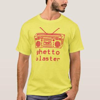T - Shirt des Gettobläsers 8bit