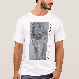 T-Shirt des irischen Wolfhound