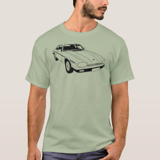 T - Shirt des Jaguar-XJS