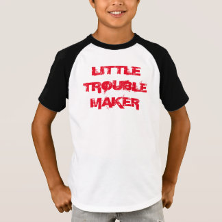 "T - Shirt ""des kleinen Unruhestifters"""