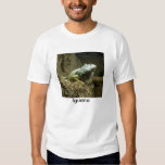 T - Shirt des Leguankleinkindes (Junge)